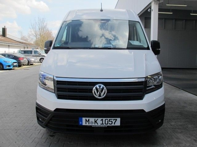 Crafter Kasten 2,0 TDI HD MR EU6 - Klima Navi PD
