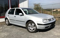 Golf IV Lim. Basis*AHK*SCHIEBEDACH*