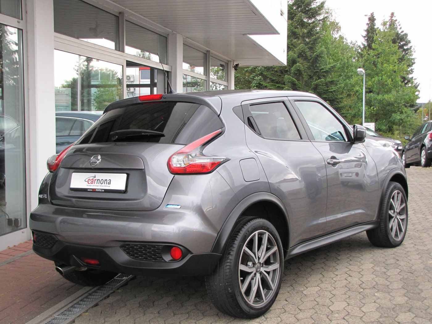 nissan juke acenta1 5 dci navi r gebrauchtwagen. Black Bedroom Furniture Sets. Home Design Ideas