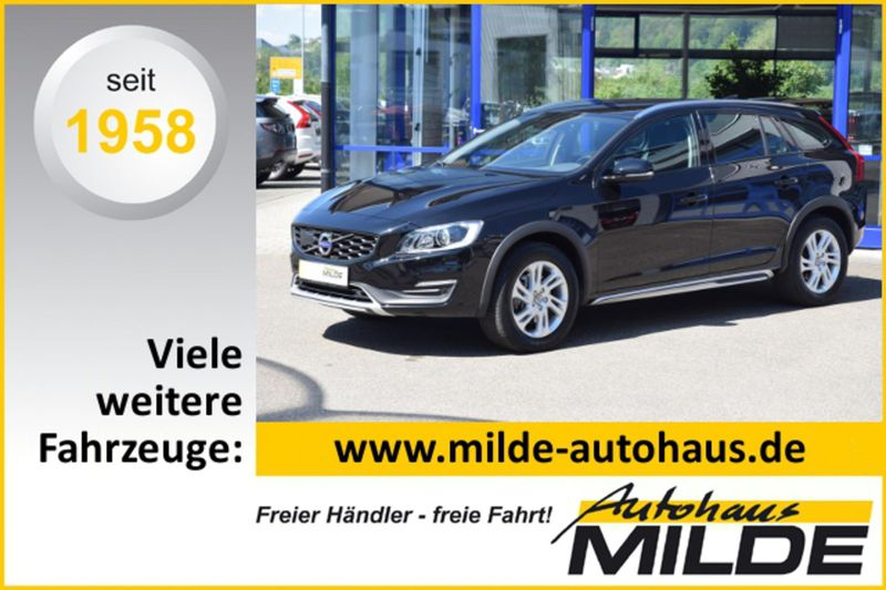 V60 CROSS COUNTRY PLUS D4 AUTOMAT XENON NAV AHK