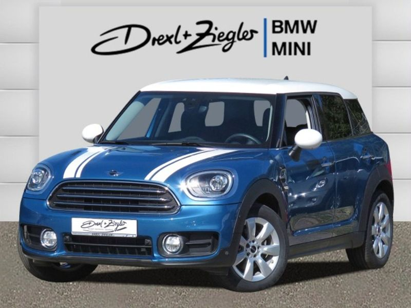 Cooper D Automatik Countryman Pepper LED Navi
