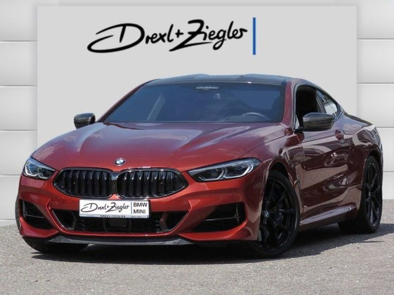 M850i xDrive Coupé Carbon Laser Night Vision H&K
