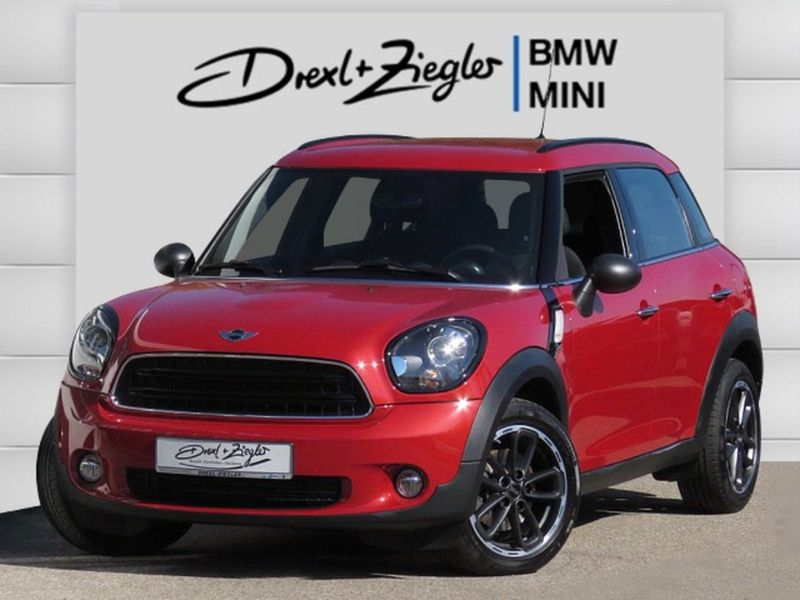 One D Countryman Black Pepper Xenon Klima PDC