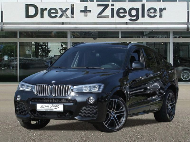 X4 xDrive35d M Sportpaket Head-Up Navi HK HiFi D