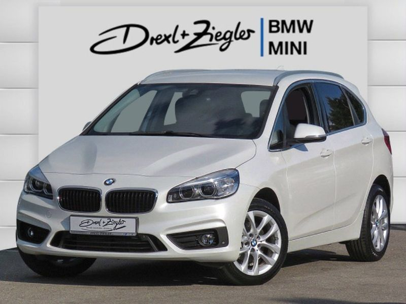 218d Active Tourer Advantage LED RFK Navi Shz