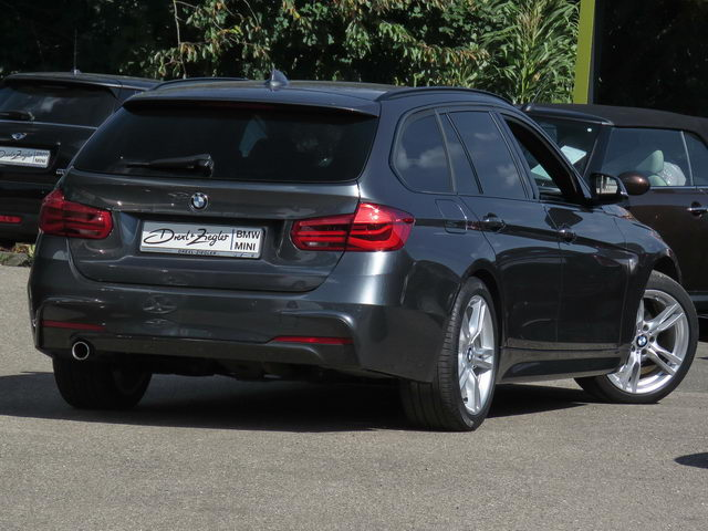 318d Touring Autom M Sport LED NAVI PDC PANORAMA