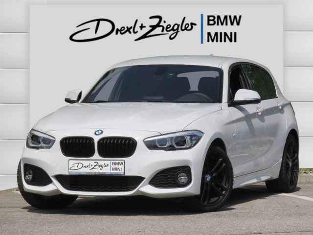 125i 5-t. Edition M Sport Shadow Leder Navi LED