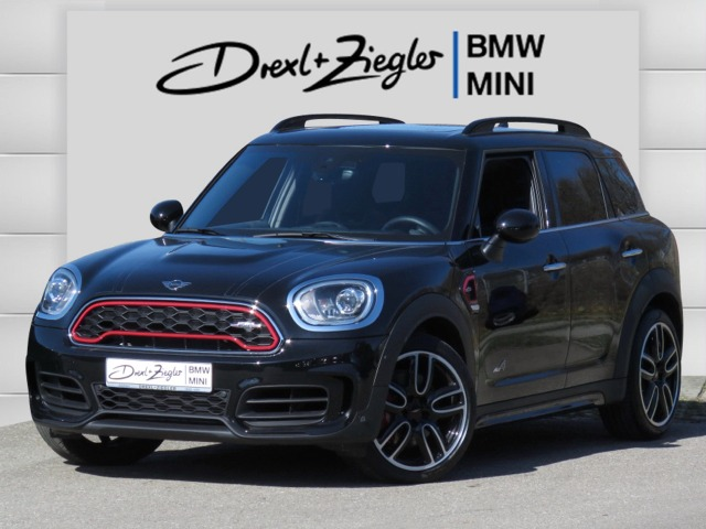 JCW All4 Countryman Navi H&K Glasd. Head-Up SAG