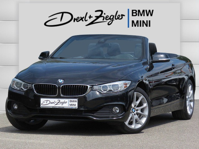 428i xDrive Cabrio XENON NAVI HEAD-UP DAB HIFI