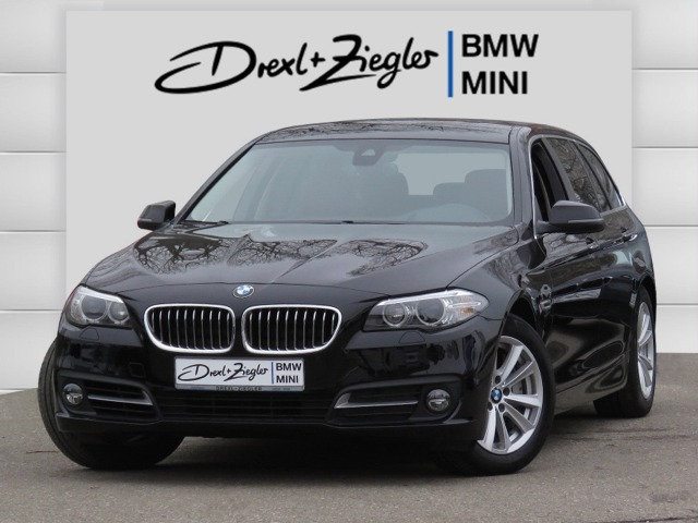 530d Touring Leder Navi Head-Up AHK Sportsitz HiFi