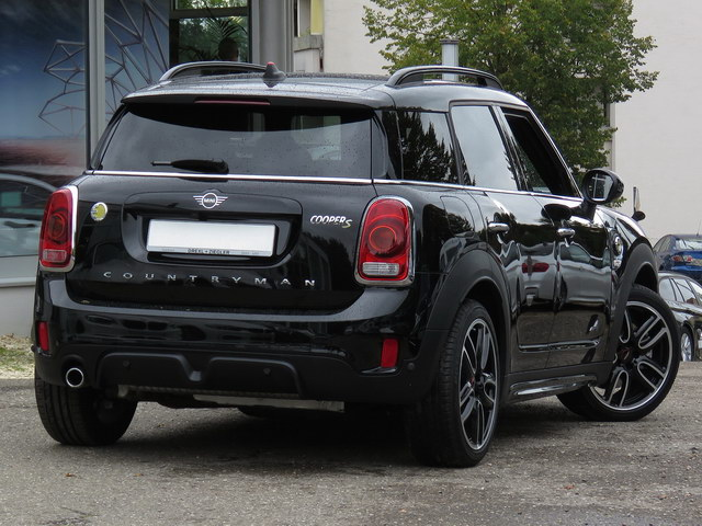 Cooper S E All4 Countryman JCW Trim HUD GSD H&K