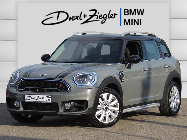 Cooper S Countryman Autom. Pepper Wired Navi LED