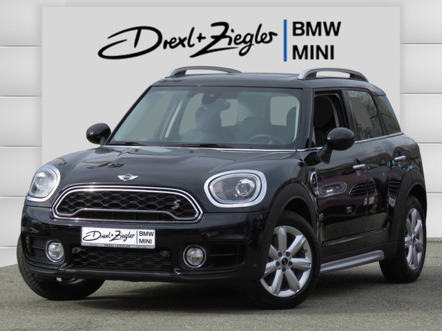Cooper S Countryman Autom. Chili Head-Up Navi LED Glasd.