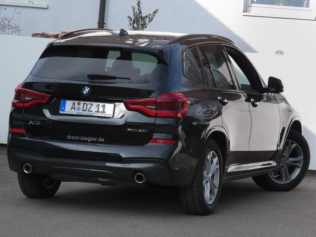 X3 xDrive 3.0i M Sportpaket Leder AHK Head-Up Glasd. Navi