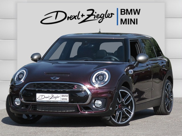 Cooper S ALL4 Clubman JCW Navi LED GAS Kamera HUD