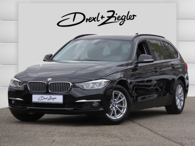 320i Touring Luxury Line Navi AHK GSD HiFi LED