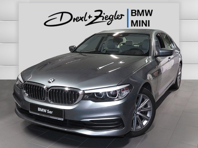 520d Lim. Leder Navi Prof Head-Up StdHz Sports.