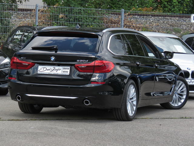 530d xDrive Tour. Luxury Line Navi HUD LED HiFi