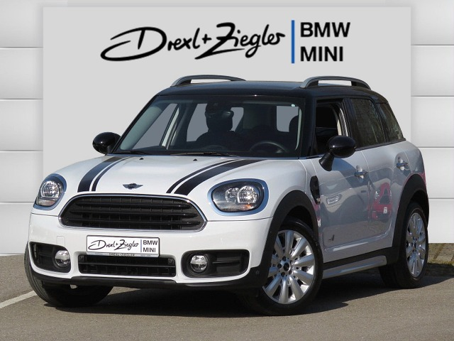 Cooper All4 Countryman Pepper Navi Alu18 SHZ PDC