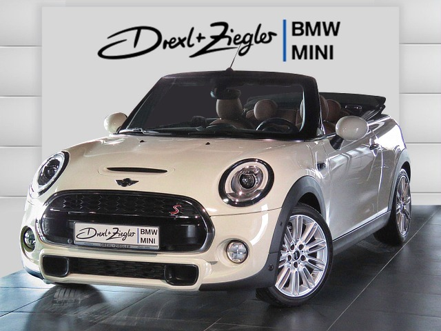 Cooper S Cabrio Leder Chili Wired Navi LED MFL