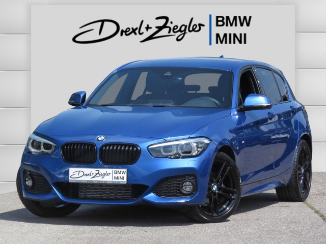118d 5-t. Edit M Sport Shadow Leder Navi HiFi LED