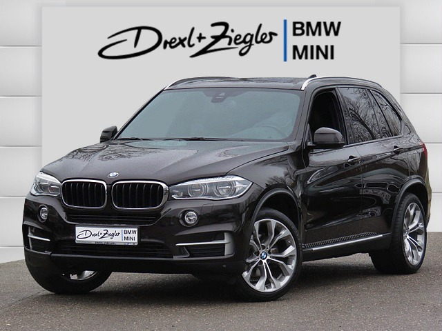 X5 xDrive30d Leder LED Head-Up Navi PanoDach