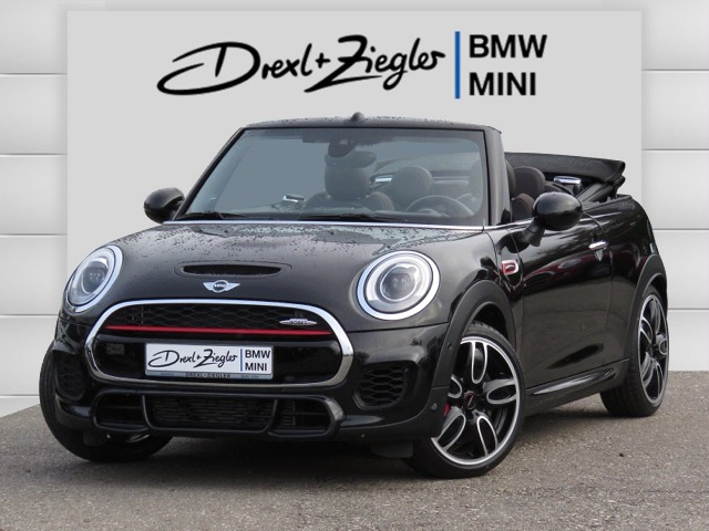 John Cooper Works Cabrio Chili Navi Head-Up HiFi HK