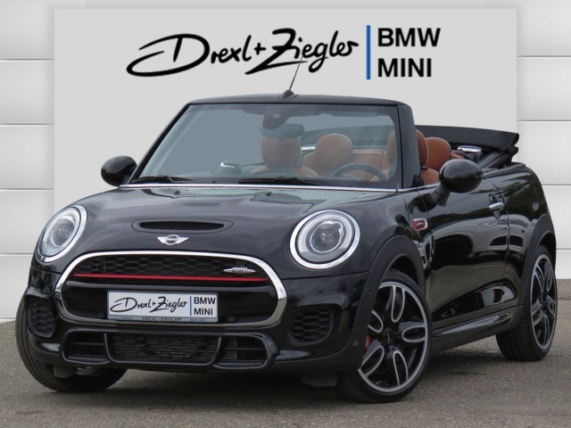 JCW Cabrio SAG Leder Chili Navi Head-Up H&K LED