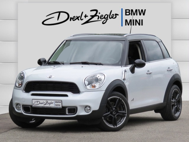 Cooper S Countryman ALL4 Chili XENON SHZ H&K
