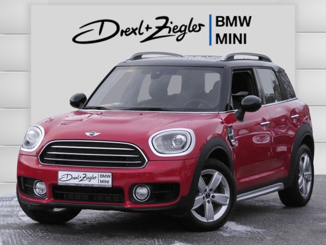 Cooper Countryman Autom. Pepper Navi LED Komfzg