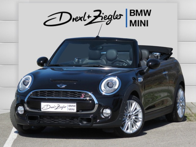 Cooper S Cabrio Autom. Leder Chili Wired Navi LED