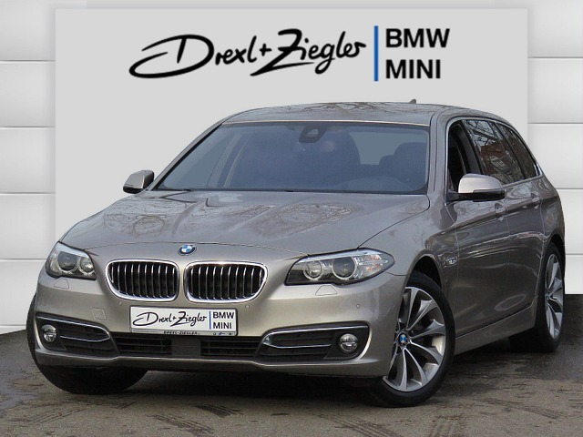 520d Touring Luxury Line Navi StdHzg Head-Up DAB