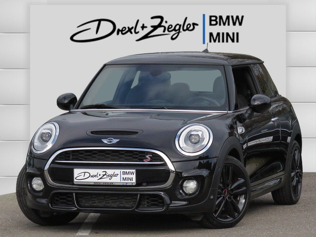 Cooper S JCW Leder Chili Navi LED Head-UP PDC