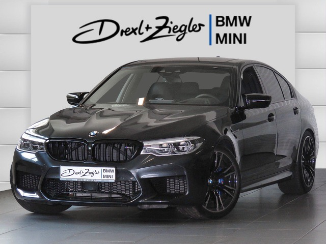 M5 Competition Sportabgas H&K SCA AHK GSD DrivePackage