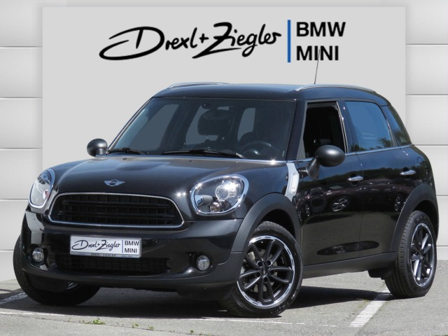 One D Countryman Black Pepper Xenon Klimaauto. Alu