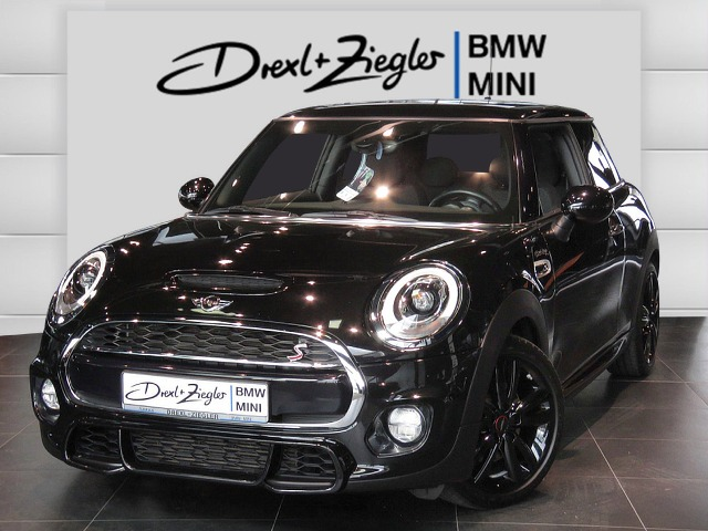 Cooper SD 3-t. JCW SAG Navi LED GSD Wired Pepper