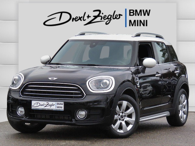 Cooper Countryman Navi LED Pepper Komfortzg. PDC