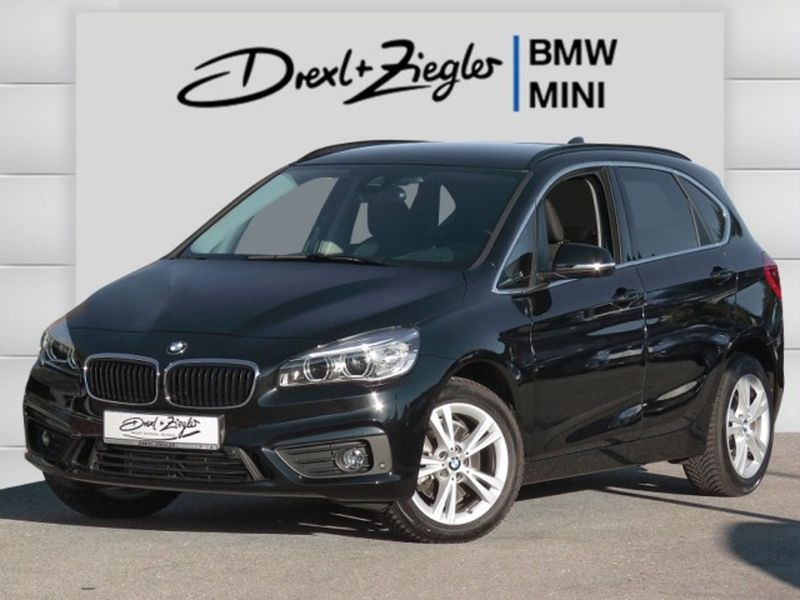 220i Active Tourer Advantage Navi LED SHZ PDC