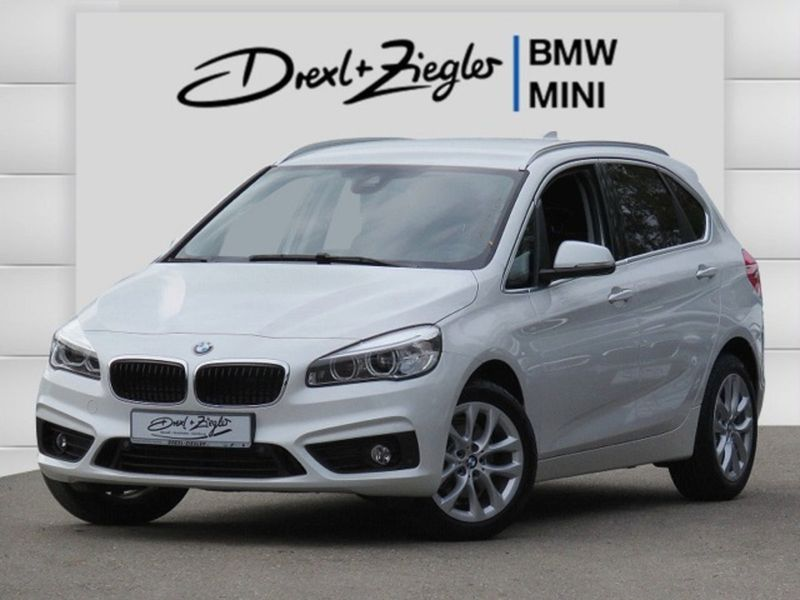 218d Active Tourer Advantage LED RFK Navi SHZ PDC