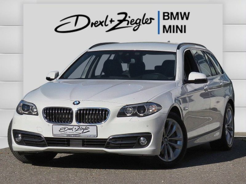 530d xDrive Touring Luxury Line Navi AHK Head-Up