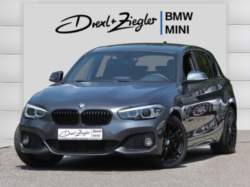 125i 5-t. Edition M Sport Shadow Navi Leder LED