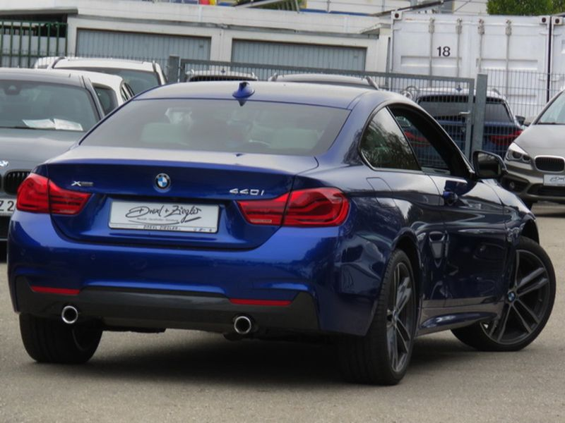 440i xDrive Coupé Sportpaket INDIVIDUAL Head-Up