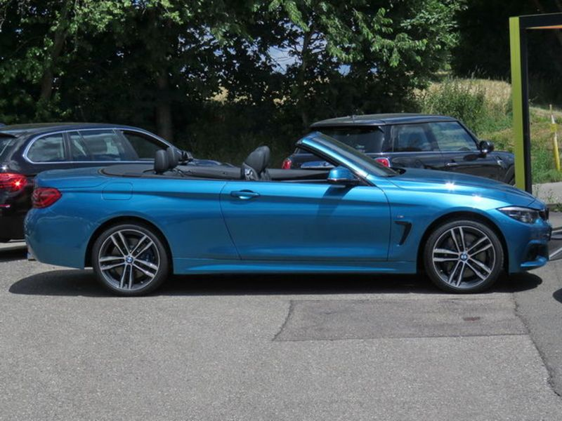 440i xDrive Cabrio M Sport Leder LED Head-Up Navi