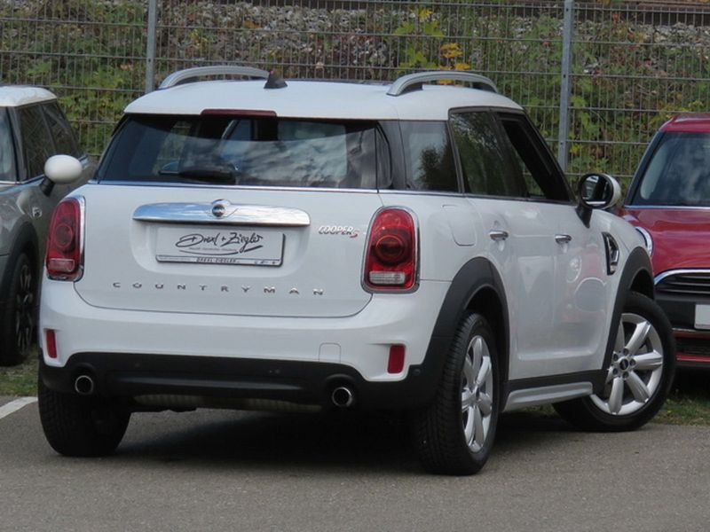 Cooper S Countryman Chili Navi LED Glasdach Wired