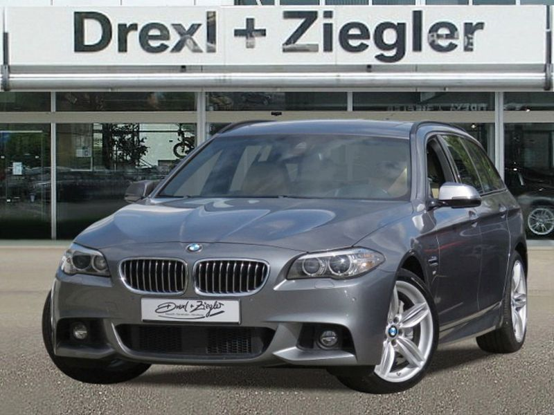 530d xDrive Touring M Sportpaket Leder Head-Up H