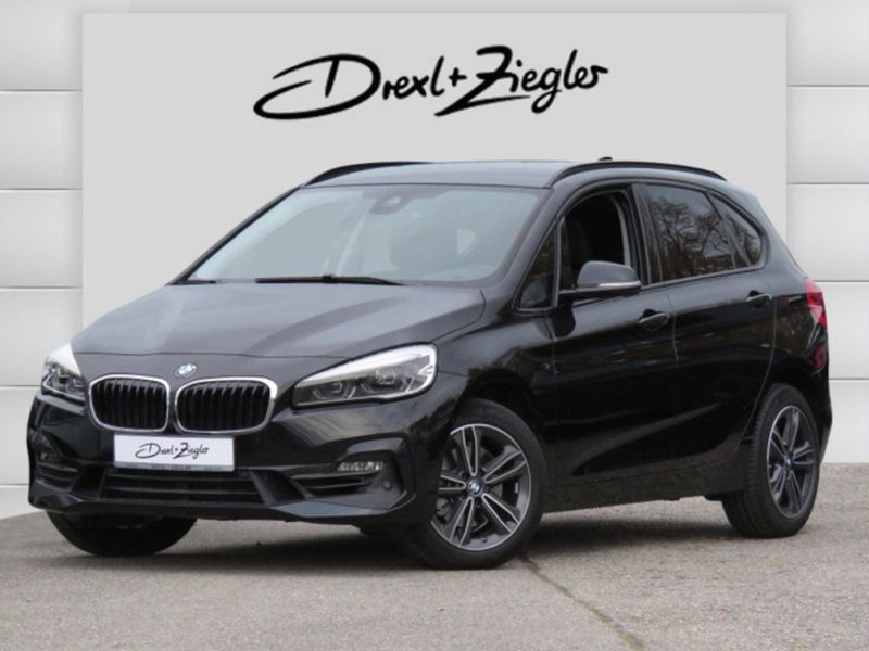 220i Active Tourer Sport Line Navi LED DrAssistPlus