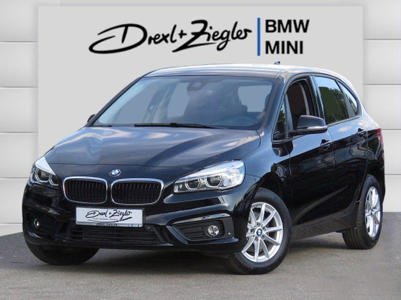 218d Active Tourer Autom. Advantage Navi LED RFK