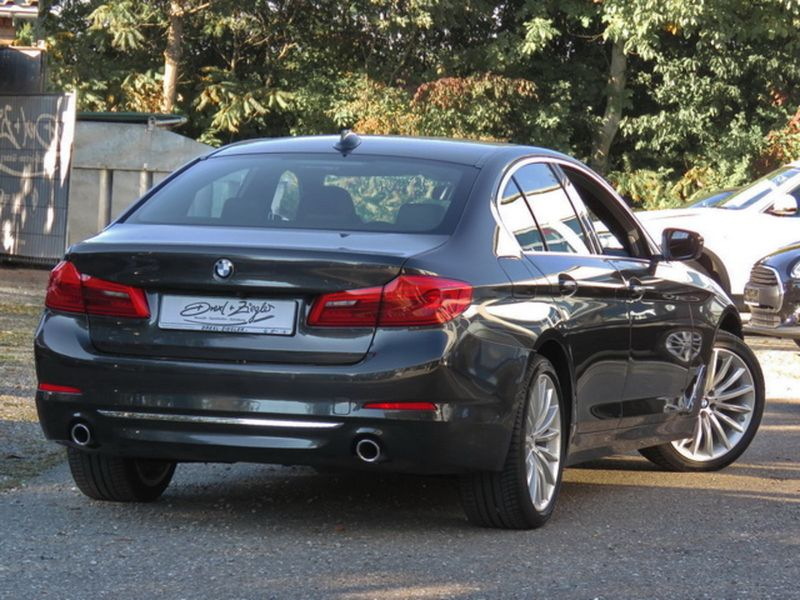 530d Limousine Luxury Line Navi Head-Up