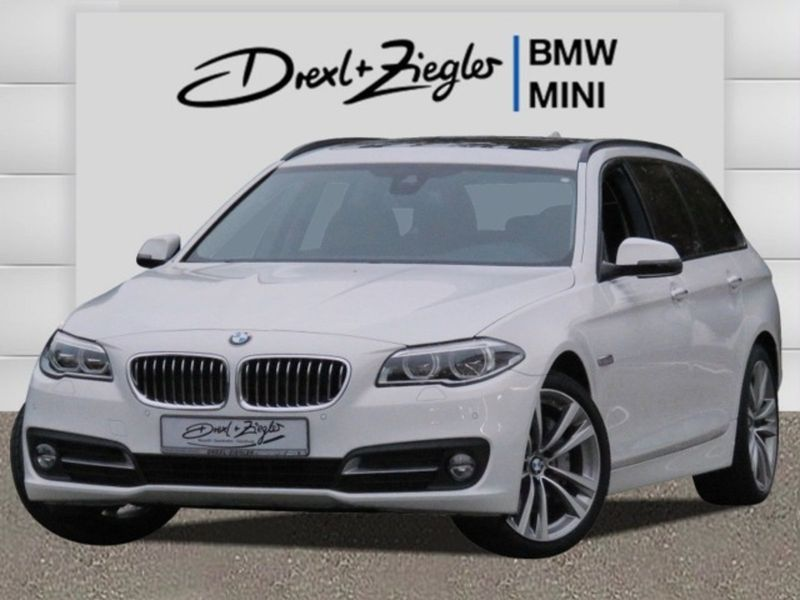 530d xDrive Touring LED Navi Panorama-Glasdach