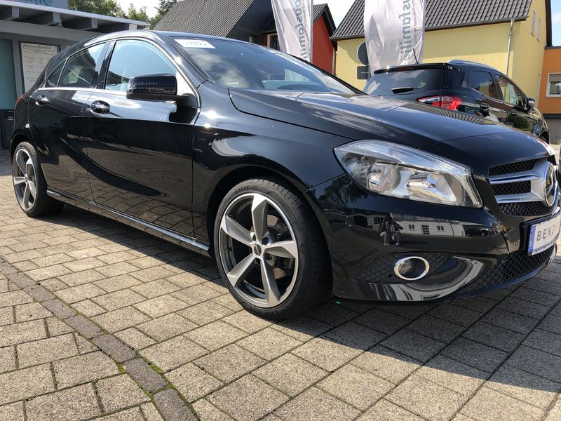 A-Klasse A 180 BlueEfficiency URBAN *Standhzg*SHZ*